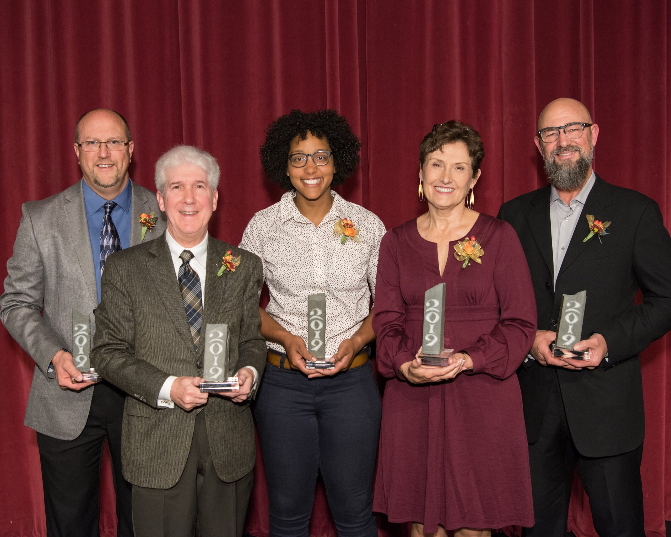 2019 Circle of Friends Award Winners